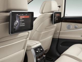 Мультимедиа для пассажиров