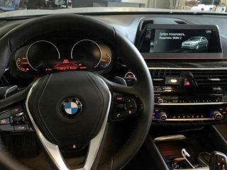 NBT BMW EVO