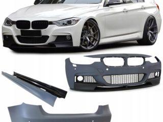 Аэродинамические обвесы M-SPORT, M-LOOK BMW