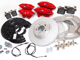 Замена тормозной системы BMW
