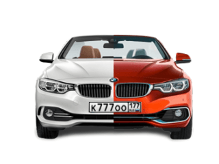 Рестайлинг BMW 4 F32