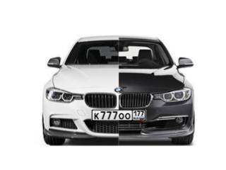 Рестайлинг BMW 3 F30