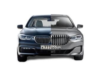 Рестайлинг BMW 7 G11, G12