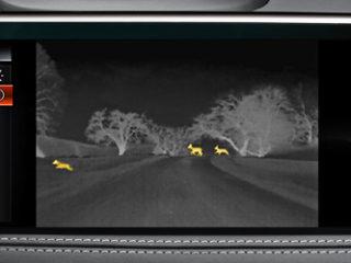 Установка NIGHT VISION BMW