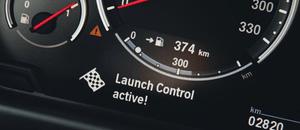 Launch Control bmw