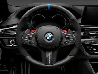 РУЛЬ M PERFORMANCE BMW M СЕРИЙ (G СЕРИЙ)