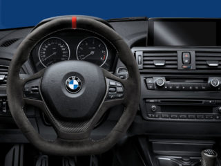 РУЛЬ M PERFORMANCE ДЛЯ BMW 1, 2, 3 И 4 СЕРИИ