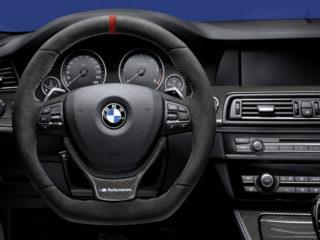 РУЛЬ M PERFORMANCE ДЛЯ BMW 5, 6 И 7 СЕРИИ