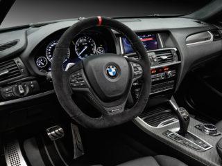 РУЛЬ M PERFORMANCE BMW X3 F25, X4 F26
