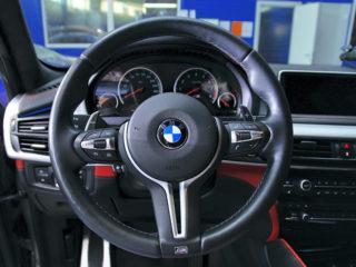M РУЛЬ BMW F серия