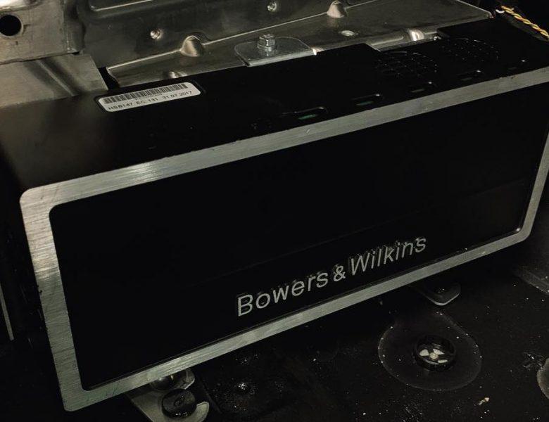 Bowers & Wilkins bmw
