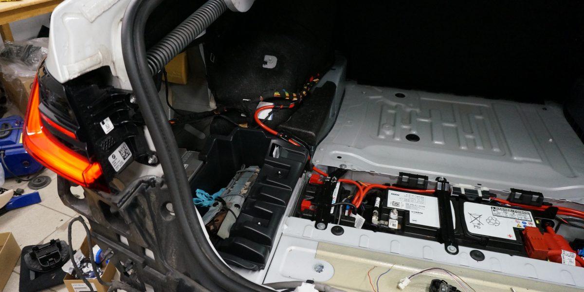 ремонт электрик БМВ