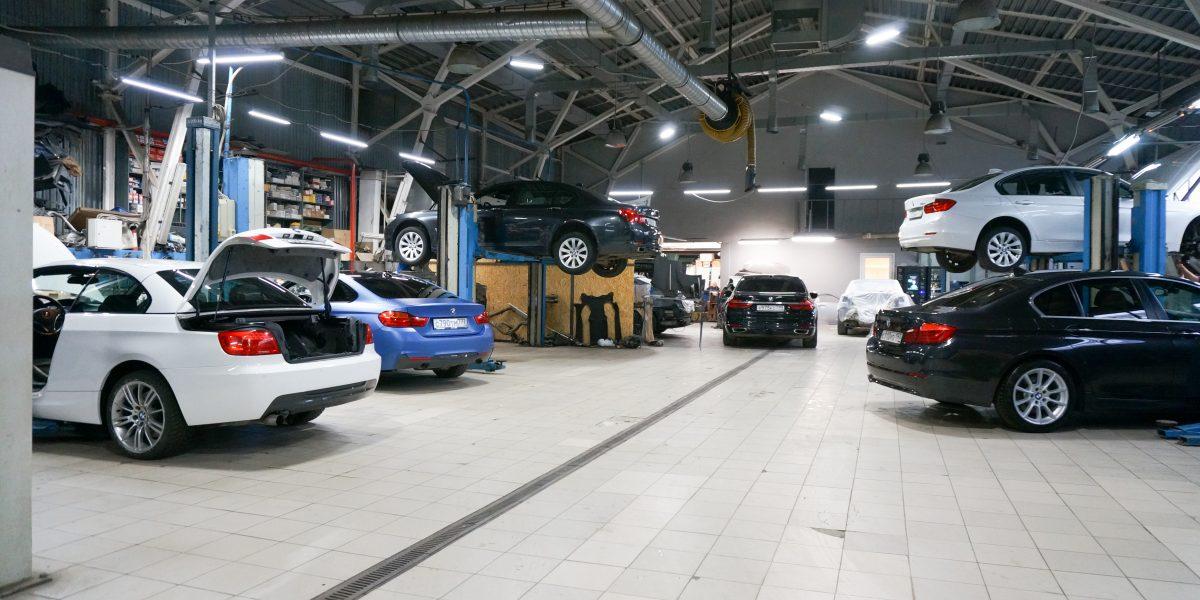 Ремонт BMW в Москве